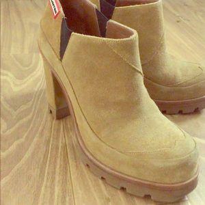 Hunter Bootie Boots